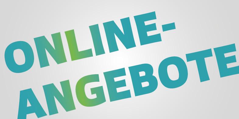 Online-Angebote